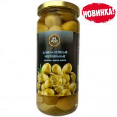 Оливки коктейльные 500 гр DELI VEGGY
