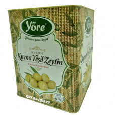 Оливки ломанные в камни 10 кг чистый вес калибровка 291-320, (GEMLIK KOY KIRMA) YORE