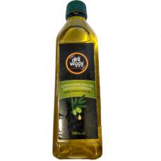 Оливковое масло 0,5 л холодный отжим (Extra Virgin ) Deli Veggy