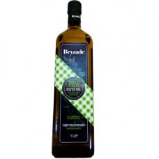 Оливковое масло BEYZADE Extra Virgin холодный отжим 1 л тёмная стеклянная бутылка