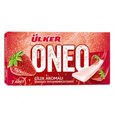 ONEO ULKER с ароматом клубники 14 гр