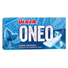ONEO ULKER с ароматом мяты 14 гр