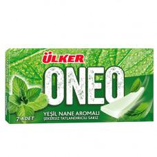 ONEO ULKER с ароматом зелёной мяты 14 гр