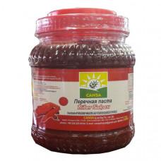 Перцовая паста CANSA 1900 гр, острая