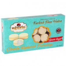 Пишмание покрытое белым шоколадом UGURLU 200 гр