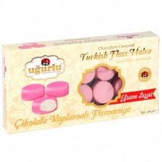 Пишмание покрытое шоколадом со вкусом малины UGURLU 200 гр
