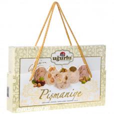 Пишмание с фисташками и фундуком в подарочной сумке UGURLU 260 гр