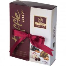 Шоколадные трюфели подарочные ELIT 195 гр (MIX)