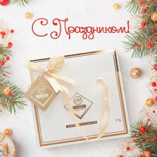 Подарочный набор шоколадных конфет ассорти с сумочкой ELIT GOURMET COLLECTION 170 гр