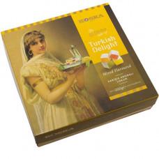 Рахат-лукум ассорти вкусов KOSKA 350 г подарочная упаковка