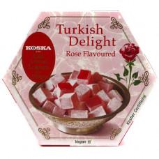 Рахат-лукум с ароматом розы KOSKA 250 гр