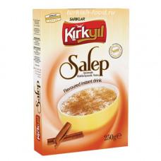 Горячий напиток Салеп (порошковый молочный напиток с ароматом салеп) KIRKYIL 250 гр
