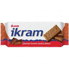IKRAM Сэндвич печенье с крем шоколадом 84 гр ULKER