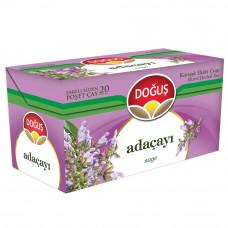 Шалфей травяной чай 20 пакетиков DOGUS