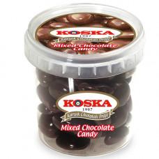 Шоколадное драже ассорти KOSKA 110 гр