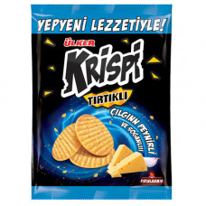 KRISPI рифленый крекер сырный 48 гр ULKER