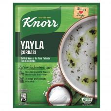 Суп яйла (йогуртовый суп) 72 гр KNORR