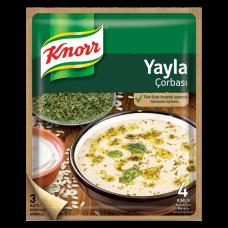 Суп яйла (йоргуртовый суп) 72 гр KNORR