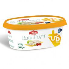 Сыр БУРГУ (верёвка) малосоленый Витамин Д Плюс MURATBEY 420 гр