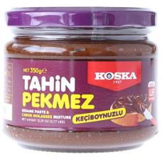 Кунжутная паста и пекмез из плодов рожкового дерева KOKSA 350 гр