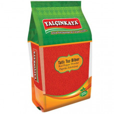 Тоз бибер острый YALCINKAYA 500 гр красный перец масляный мелкого помола