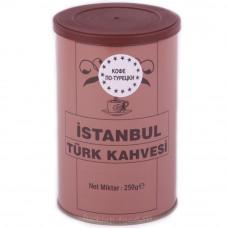 Турецкий кофе ISTANBUL TURK KAHVESI 250 гр