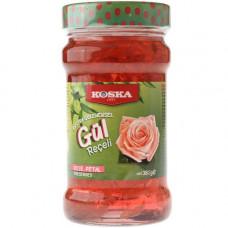 Варенье из лепестков роз KOSKA 380 гр, ЭКСТРА