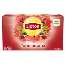 Травяной Ройбуш чай 20 пакетиков LIPTON
