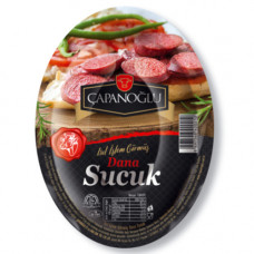 Колбаса (суджук говяжий) CAPANOGLU 200 гр