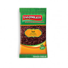 Исот (Урфа бибер) 70 гр YALCINKAYA красный перец, молотый, острый, масляный