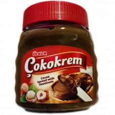 Шоколадная паста ULKER COKOKREM 350 гр в стекле