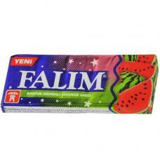 Жевательные резинки с ароматом арбуза FALIM ( 7 гр - 5 шт)