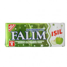 FALIM с карбонатом и с ароматом яблака (8 гр - 5 шт)