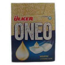 Жевательные резинки со вкусом мастики ULKER ONEO 27 г