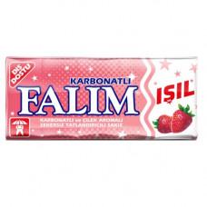 FALIM с карбонатом и с ароматом клубники (8 гр - 5 шт)
