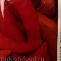 """Маринованные острые перцы """"Якан Бибер"""" DELI VEGGY 295гр, красный"""