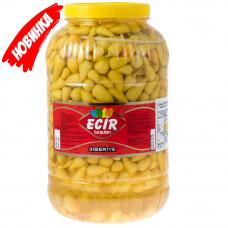 """Маринованные острые перцы """"Джин Бибер"""" ECIR 4,8 кг"""