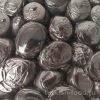 Маслины вяленые в рассоле калибровка XS, 200 гр MARMARABIRLIK в вакуумной упаковке