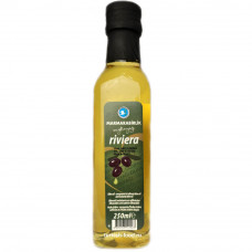 Оливковое масло для обжарки 250 мл MARMARABIRLIK Riviera, в стеклянной бутылке