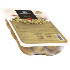 Оливки коктейльные 200 гр, калибровка 3XL (161-180 шт/кг) MARMARABIRLIK в вакуумной упаковке