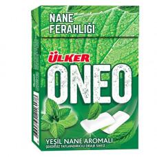 Жевательные резинки с мятой ULKER ONEO 27 г