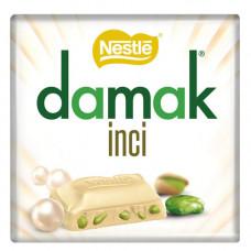 DAMAK INCI белый шоколад с фисташкими 65 гр