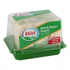 Выдержанный коровий сыр 600гр, EKICI, 3 кусочка, в 3-х отдельных вакуумных упаковках
