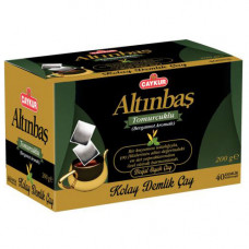 Чай пакетированный для чайника ЧАЙКУР АЛТЫНБАШ с бергамотом 200 гр ( 40 пакетиков по 5 гр)