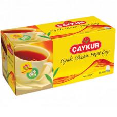 Чай пакетированный ЧАЙКУР 50 гр (черный чай - 25 пакетиков)