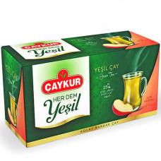 Зелёный чай с ароматом яблока ЧАЙКУР 40 г (25 пакетиков)