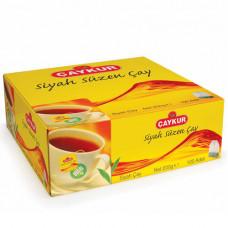 Чай пакетированный ЧАЙКУР 200 гр (черный чай - 100 пакетиков)