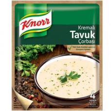Куриный крем-суп 65 гр KNORR