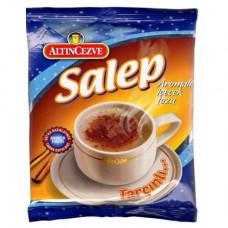 Салеп ALTINCEZVE 300 гр, порошковый молочный напиток с корицей