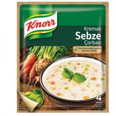 Овощной крем-суп 65 гр KNORR